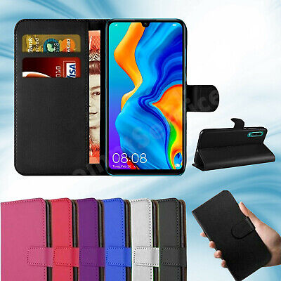 For Huawei P30 Pro/Lite Premium Leather Wallet Case Magnetic Closure Flip Cover  • 2.85£