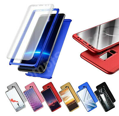 $ CDN4.58 • Buy Case For Samsung Galaxy S20 S10 S9 Plus Cover 360 Luxury Thin Shockproof Hybrid