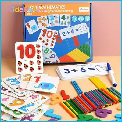 AU32.17 • Buy Best Toys For 4 Year Old Boys Montessori For Children Mathematics Kids Education