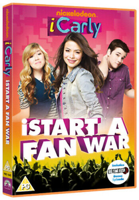 ICarly: IStart A Fan War DVD (2012) • 6.82£