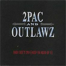 Baby Don´t Cry (Maxi CD) By 2PAC & OUTLAWZ | CD | Condition Good • 2.71£
