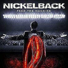 Feed The Machine By Nickelback | CD | Condition Very Good • 8.70£