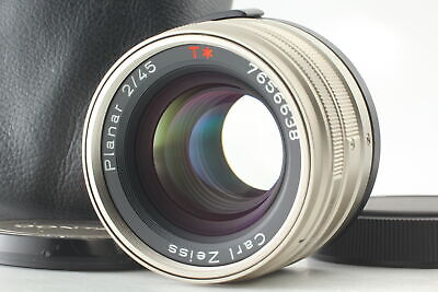 $ CDN567.32 • Buy [MINT]  Contax Carl Zeiss Planar T* 45mm F/2 Lens AF For G1 G2 From JAPAN #092