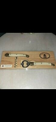 Laguiole France Hand Made French Corkscrew Wine & Bottle Opener (Ivory) New  • 24.95£
