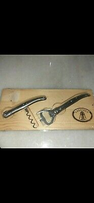 Laguiole France Hand Made French Corkscrew Wine & Bottle Opener (Silver) New  • 27.17£