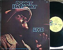 Live [Vinyl LP] By Hathaway,Donny | CD | Condition Very Good • 187.05£