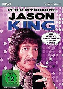 Jason King / Alle 13 Deutsch Synchronisierten Folgen D... | DVD | Condition Good • 24.21£
