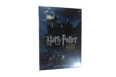 $ CDN36.61 • Buy Harry Potter Complete 8-Film Collection Brand New (DVD, 8-Disc Set)