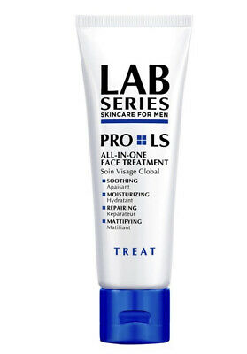 LAB  SERIES Skincare Pro LS All-in-One Face Treatment For Men 50 Ml Brand New • 15.95£