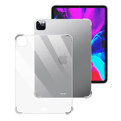 AU15.50 • Buy Shockproof Soft TPU Rubber Clear Case Cover Back Shell For Apple IPad Pro 12.9
