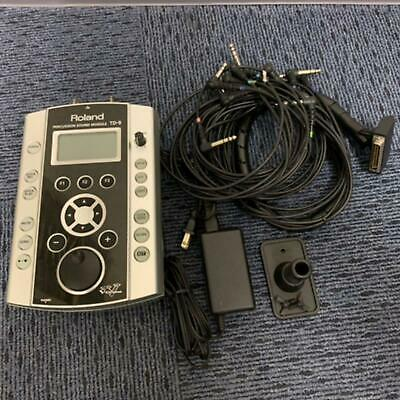AU387.48 • Buy Roland TD-9 Percussion Sound Module V-Drums W/ Cable