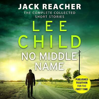 No Middle Name Lee Child • 18.23£