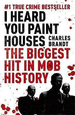 I Heard You Paint Houses: Now Filmed As The Irishman Directed By Martin Scorsese • 6£