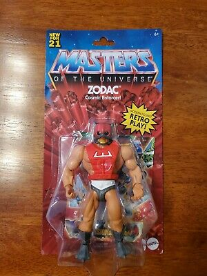 $25.99 • Buy 2021 Masters Of The Universe Origins ZODAC - MOTU 5.5  Action Figure Retro Play