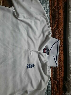 England Polo Cricket Shirt Admiral. • 5£