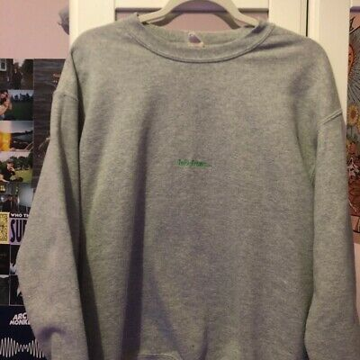 Grey Urban Outfitters Iets Frans Sweatshirt Size Small • 20£