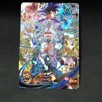 $ CDN106.06 • Buy Dragon Ball HEROES SON GOKOU UM8-SEC BANDAI Toriyama Akira Anime Game Card
