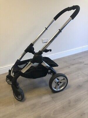 Icandy Peach Travel System With Maxi Cosi Car Seat And Adaptors • 180£
