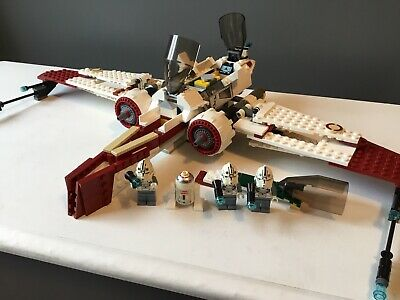 LEGO STAR WARS Set No 7259 ARC-170 STARFIGHTER • 25£