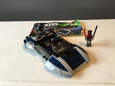 RARE Lego Star Wars Set 75022 Mandalorian Speeder • 36£