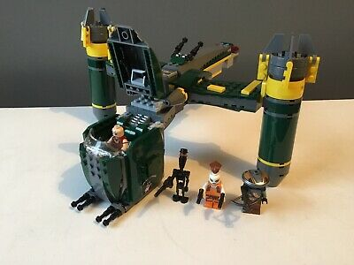 LEGO Star Wars Set No 7930 Bounty Hunter Assault Gunship • 22£