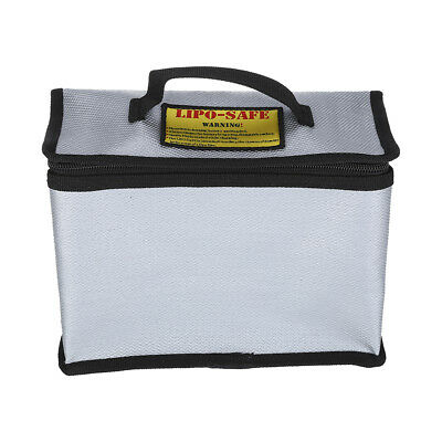 AU23.49 • Buy RC LiPo Battery Fireproof Safety Bag Charging Sack Pouch Box For Universal Drone