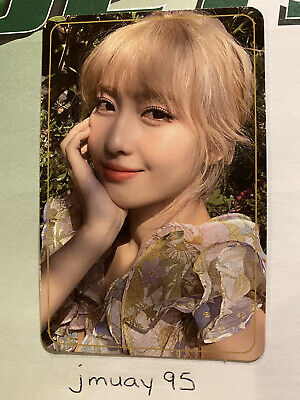 $ CDN7 • Buy Twice More And More 9th Mini Album Momo Official Photocard