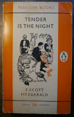 £12.75 • Buy Tender Is The Night By F. Scott Fitzgerald. Penguin, 1958.