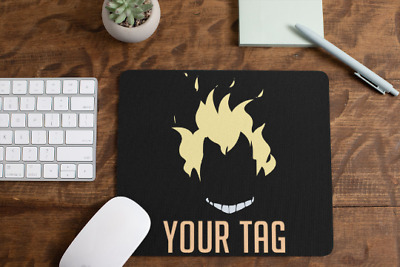 AU16.74 • Buy Custom Gamertag Overwatch Junkrat Mousepad