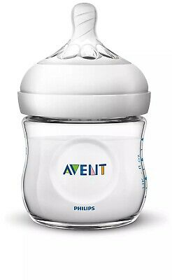 AU11.95 • Buy Philips Avent Natural Baby Bottle 125mL