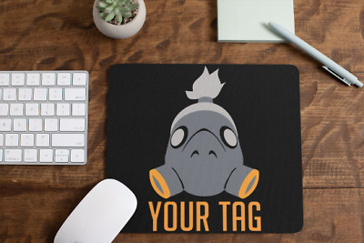 AU16.74 • Buy  Overwatch Roadhog Mousepad, Custom Gamer Tag!