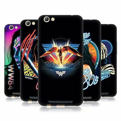 Official Wonder Woman 1984 80's Graphics Soft Gel Case For Oppo Phones • 15.58£