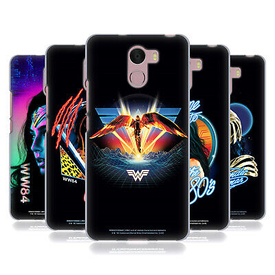 Official Wonder Woman 1984 80's Graphics Soft Gel Case For Wileyfox Phones • 15.58£