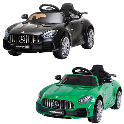£116.99 • Buy Benz GTR 12V Kids Electric Ride On Car Toy W/ Remote Control MP3