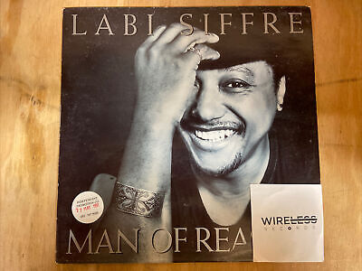 Labi Siffre - Man Of Reason (LP, 12  Vinyl Album) • 8.40£