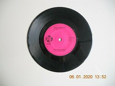 £9.99 • Buy The Honeycombs Have I The Right?  Pye Records – 7N.15664 UK 7inch Vinyl Single