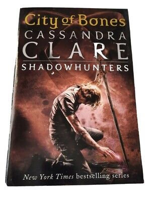 The Mortal Instruments 1: City Of Bones By Cassandra Clare (Paperback, 2007) • 2.20£
