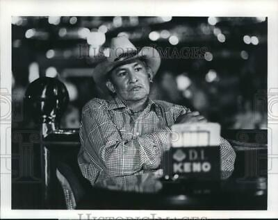 $ CDN22.47 • Buy 1979 Press Photo Will Sampson Will Play A Man Charged With Murder In  Vega$