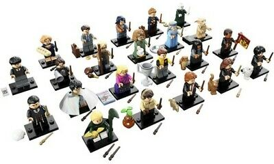Lego Harry Potter Minifigures - Series 1 - Hermione Ron Dumbledore Dobby Malfoy • 7£
