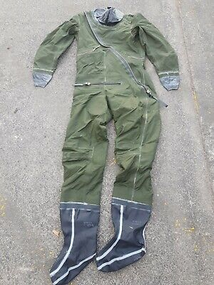 RAF RN Coverall Aircrew Inner Immersion Suit Mk1 Gulf War 1991 Drysuit  • 69.99£