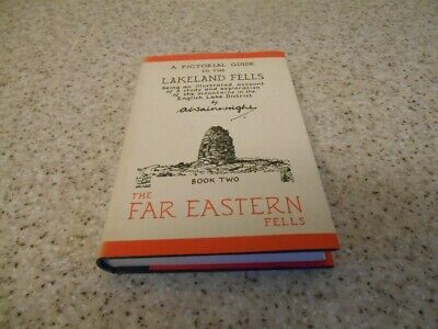 A. Wainwright Pictorial Guide To The Lakeland Fells Book 2 Far Eastern Fells • 2£