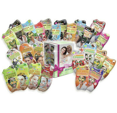 £18.49 • Buy 7th Heaven New Face Masks Gift Sets, Hamper Boxes And Pamper Bags, Unisex