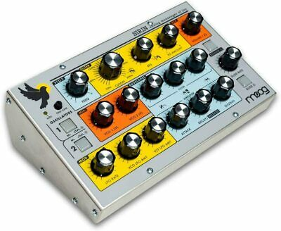 AU1383.59 • Buy New Moog SIRIN Synthesizer Module Limited Edition 2500 From Japan