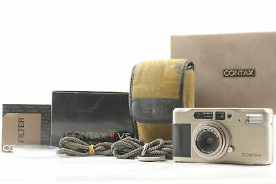 $ CDN539.95 • Buy [Near MINT In BOX] Contax TVS D Back 35mm Point & Shoot Film Camera From JAPAN