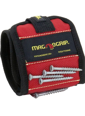 $14.99 • Buy MagnoGrip 311-090 Magnetic Wristband, Red