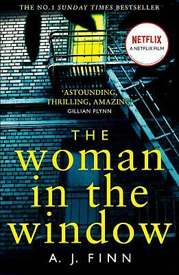 AU11.99 • Buy The Woman In The Window Paperback Book AU