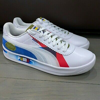 AU81.93 • Buy New Puma GV Special Subvert Shoes 371865-01 White Blue Red Men's Size 9.5