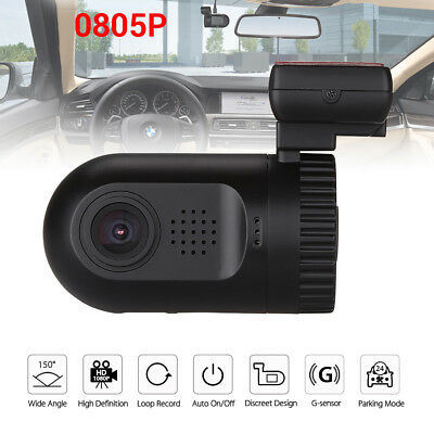 AU109.99 • Buy Mini 1296P Car Dash Cam Video Camera GPS DVR Recorder Camcorder For Toyota Audi