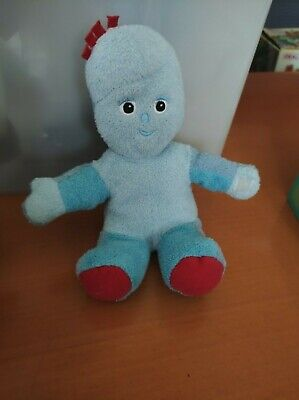 In The Night Garden Iggle Piggle Soft Toy • 1£
