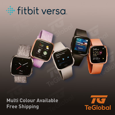 AU149 • Buy Original Fitbit Versa Special Edition Smart Watch Fitbness Activity Tracker New